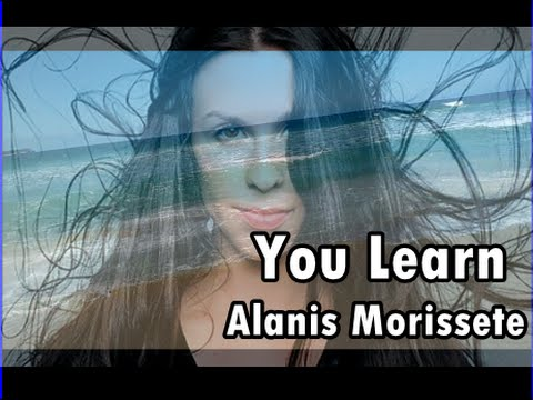Alanis Morissette ~ You Learn [Jagged Little Pill] HQ ...