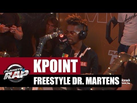 Youtube: Kpoint – Freestyle Dr. Martens #PlanèteRap