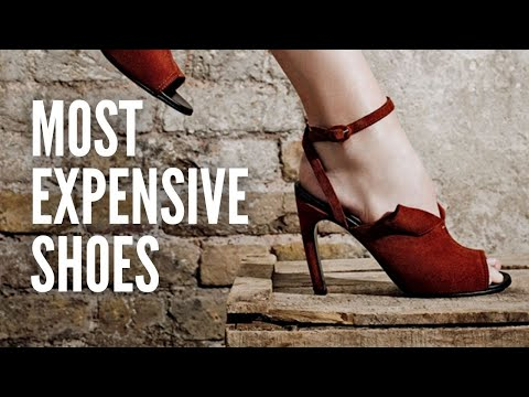 These are The Most Expensive Shoes in the World