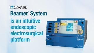 Beamer® System - CONMED Product Video