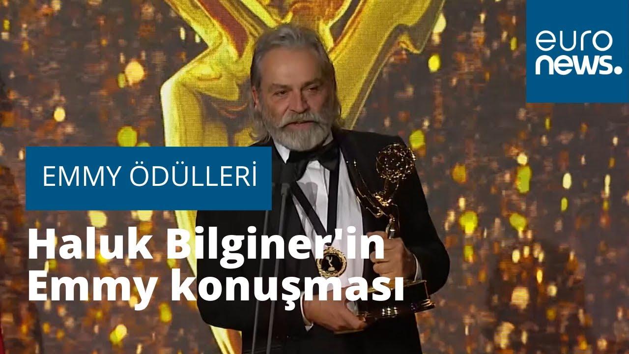 Haluk Bilginer Uluslararası Emmy Ödülleri'nde en iyi erkek oyuncu seçildi