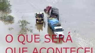 A ENCHENTE DO RIO MADEIRA