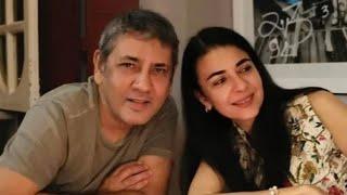 Kumar Gaurav & Wife Namrata Dutt with Daughters Saachi Kumar & Siya Kumar