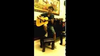Tình yêu màu nắng Guitar Acoustic Cover by jayker