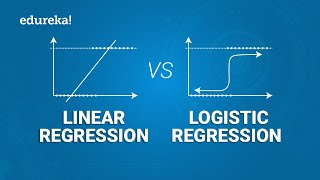 Linear Regression vs Logistic Regression | Data Science Training | Edureka