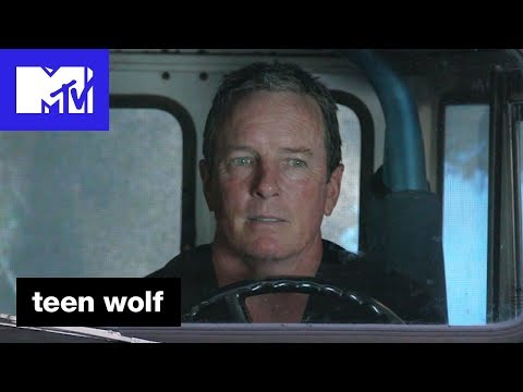Linden Ashby 'The Roscoe Confessionals'  Teen Wolf Season 6B  MTV