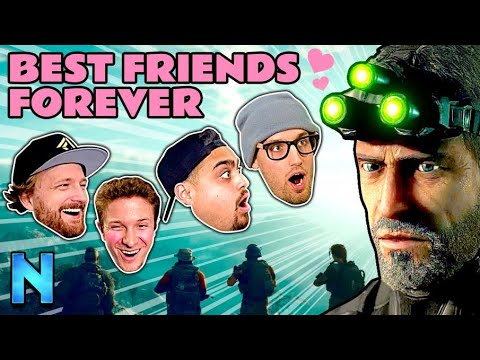 Making Sam Fisher our New BFF (Ghost Recon: Breakpoint Ghost Experience)