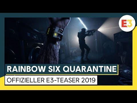 Rainbow Six Quarantine: Offizieller E3-Teaser 2019 | Ubisoft | Ubisoft [DE]