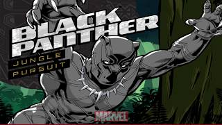 Avengers Games - Black Panther Jungle Pursuit Video Game LOL | Error Version