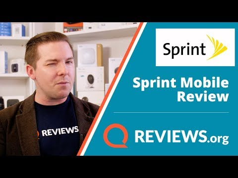 Sprint Mobile 2018 Review
