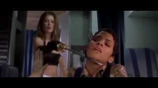 Halle Berry vs Rosamund Pike - Die Another Day Catfight