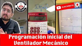 Taller de programación inicial en Ventilación MEcánica By AVENTHO