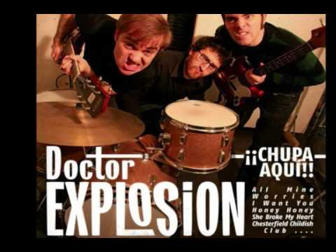 I want you - doctor explosion ¡¡chupa aqui!!
