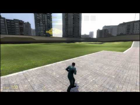 Gmod: How to go third-person