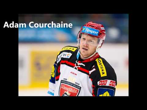 Adam Courchaine New Signing For Coventry Blaze 2017/18 Season