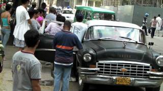 KUBA 2010: Havanna - Cuba La Habana 2010