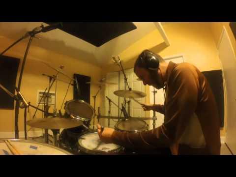 Sufjan Stevens - The Dress Looks Nice On You drum cover