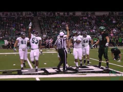 Todd Davis 2014 NFL Prospect Highlights