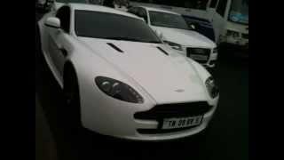 Yuvan's Aston Martin