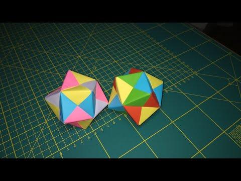 Paper Polyhedron 2 (Многогранник из бумаги 2)