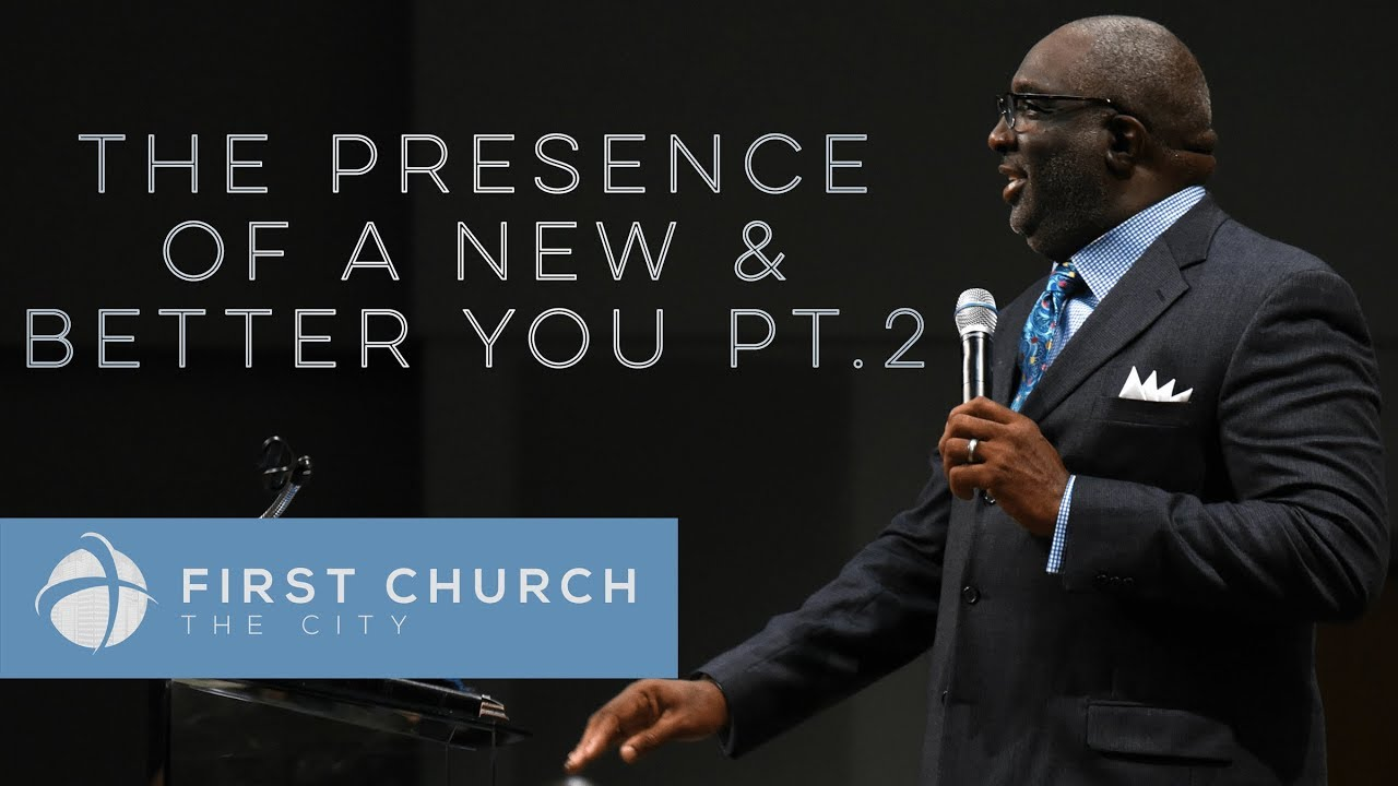 The Presence of A New & Better You PT 2 | Bishop Timothy J  Clarke by  FirstChurchOhio