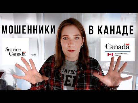 мошенники в Канаде