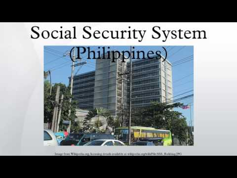 Social Security System (Philippines)