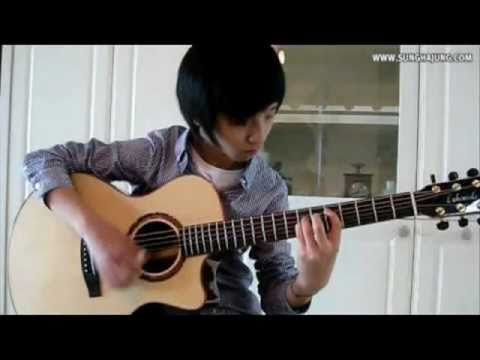 Sungha Jung Through the Years