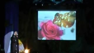 Розы на снегу  Г  Титаренко(, 2013-01-30T12:30:01.000Z)