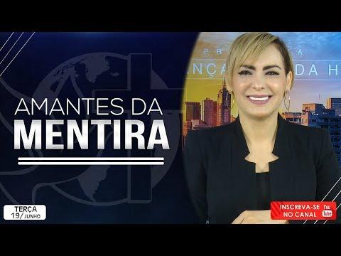 Amantes da mentira// Bispa Cléo HD
