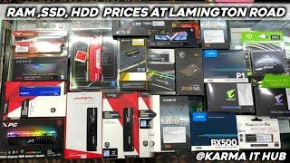 RAM , SSD , HDD Prices at Lamington Road Mumbai   Karma IT Hub