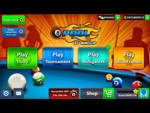 Coins Pool Unlimited - 8 To How cash Every Account Youtube