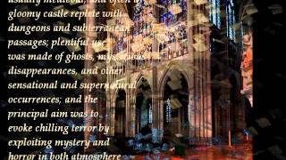 Gothic in history: Literature, Art, Architecture