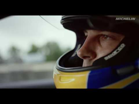 Michelin Driving Passion - Earl Bamber