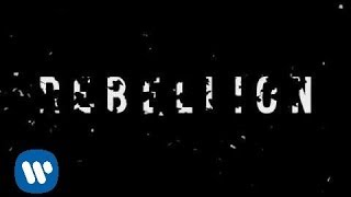 "Lyric video for Linkin Park (feat. Daron Malakian)'s ""Rebellion"" of..."