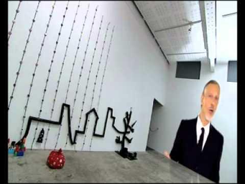 OTTO le gardien de l'art contemporain, FIAC 2009 Annette Messager