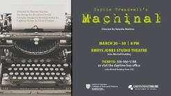 Greystone Theatre presents Machinal