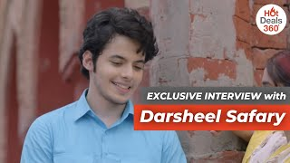 Exclusive Interview with Darsheel Safary