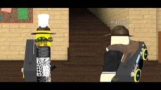 The Stand Off (Roblox Skit)