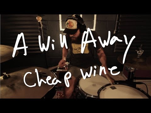 A Will Away - Cheap Wine (Live @ The Sanctuary)