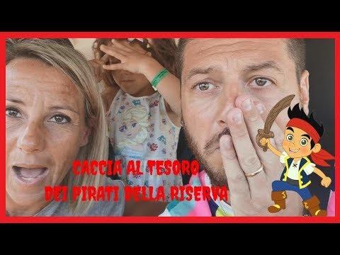 CACCIA AL TESORO DEI PIRATI DELLA RISERVA