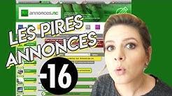 LES PIRES ANNONCES DE RENCONTRE SUR ANNONCES . NC !!!