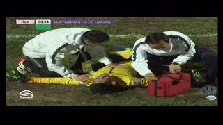 LIVE: Футбольный матч Кыргызстан — Макао