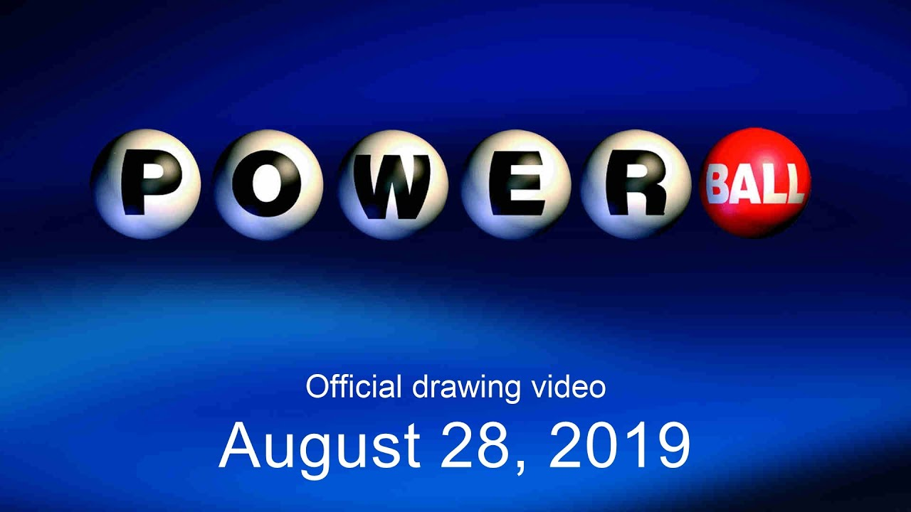 powerball august 28 2020