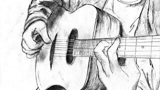 Игра на гитаре Видалита