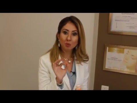 Tratamento para manchas e rugas no rosto. Rejuvenescimento Biocelular