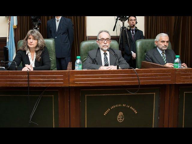 Sentencia en el juicio oral por el crimen de Ángeles Rawson