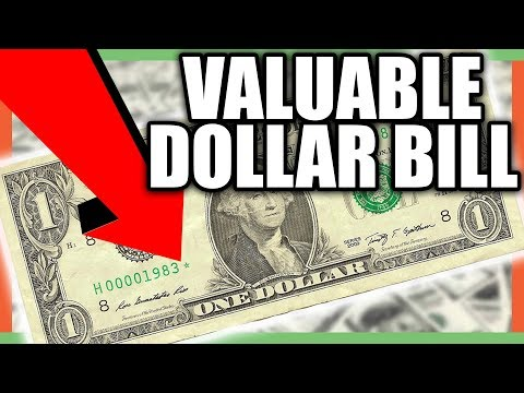 RARE DOLLAR BILLS WORTH MONEY - RARE MONEY IN YOUR WALLET!!