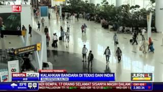 Bandara Sepinggan Raih Predikat Pelayanan Terbaik Dunia