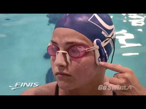 Swim to Your Own Music with the FINIS SwiMP3